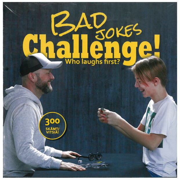 Bad Jokes Challenge - Hinta 13,90 €