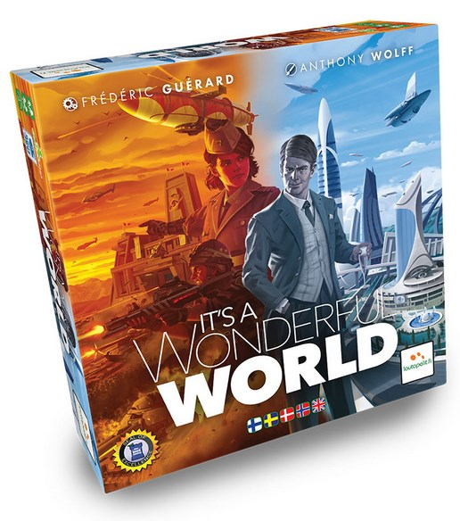 It´s a Wonderful World - Hinta 33,90 €