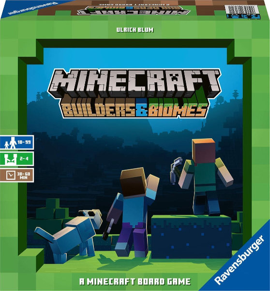 Minecraft Builders & Biomes - Hinta 27,90 €