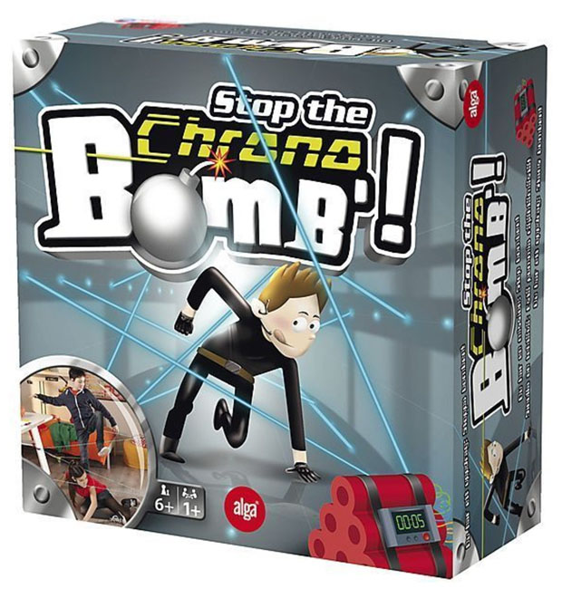 Stop the Chrono Bomb - Hinta 30,60 €