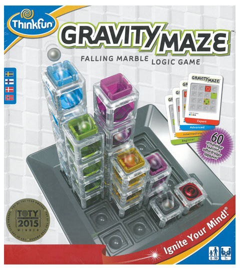 ThinkFun Gravity Maze - Hinta 26,10 €